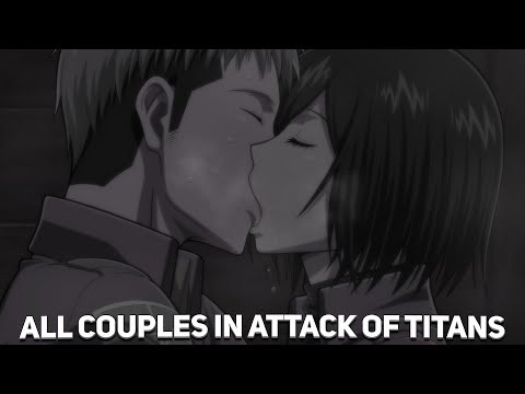 ALL Couples In Attack On Titan 2020