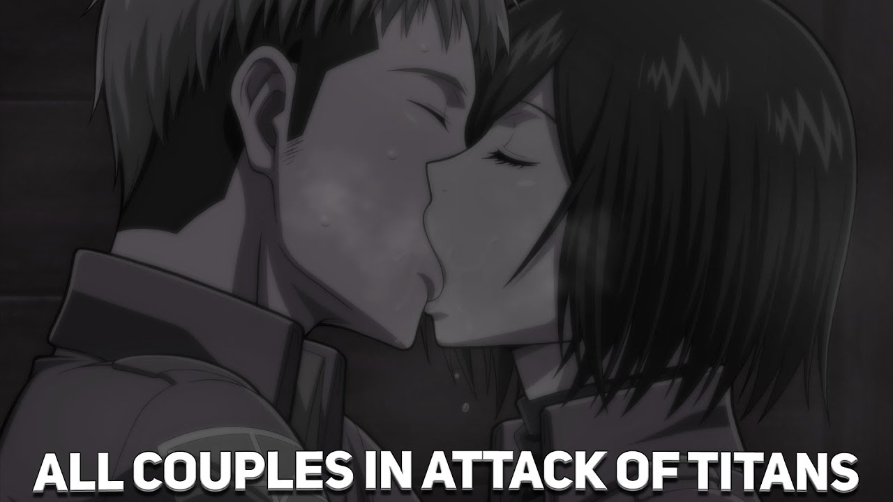 Download ALL Couples in Attack On Titan 2020