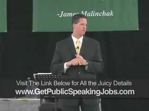 5 Motivational Speaking Career and Business Tips