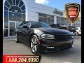 2015| Dodge| Charger| Road/Track| Low KM| Sunroof| Leather/Suede| Grove Dodge