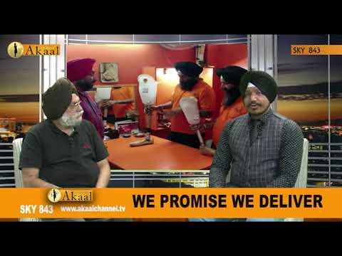 Dr Gurdeep Singh Jagbir & Harjit Singh (Akaal Channel Promise & Deliver)