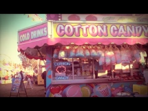 Spooky Carnival Music - Cotton Candy Stall