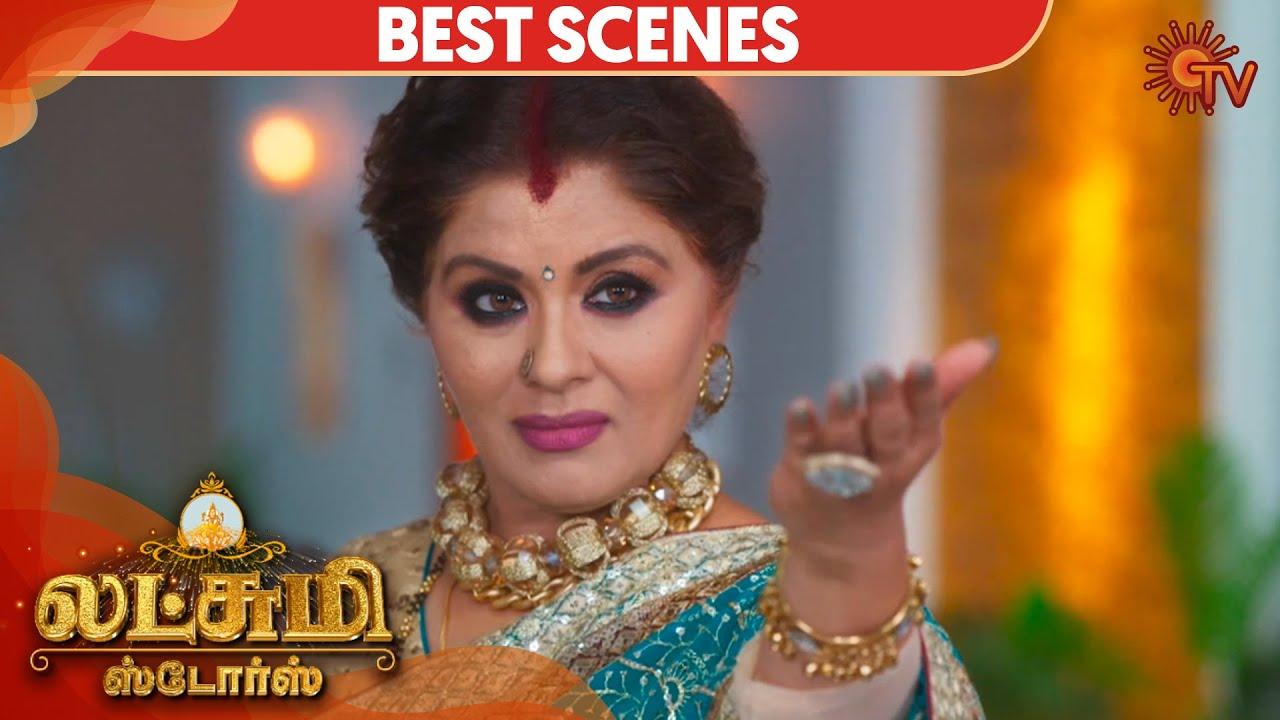 Lakshmi Stores - Episode 110 Revisit   Sun TV Serial   Tamil Serial