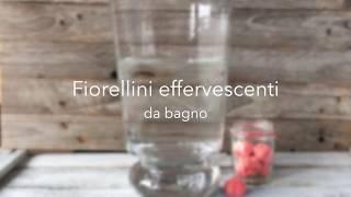 Fiorellini Effervescenti da bagno profumodimamma