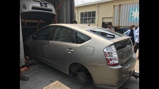 All New 2007 Prius | The 2007 Toyota Prius Touring Option Silver Color