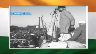 Excerpts of a speech delivered by Maulana Azad