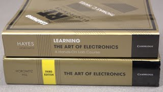 Learning The Art of Electronics: A Hands On Lab Course