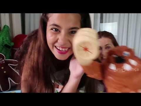 BELA BAGUNÇA e MAMÃE BAGUNÇA e MAGU Brincando com a Bela, Brincadeira em Família