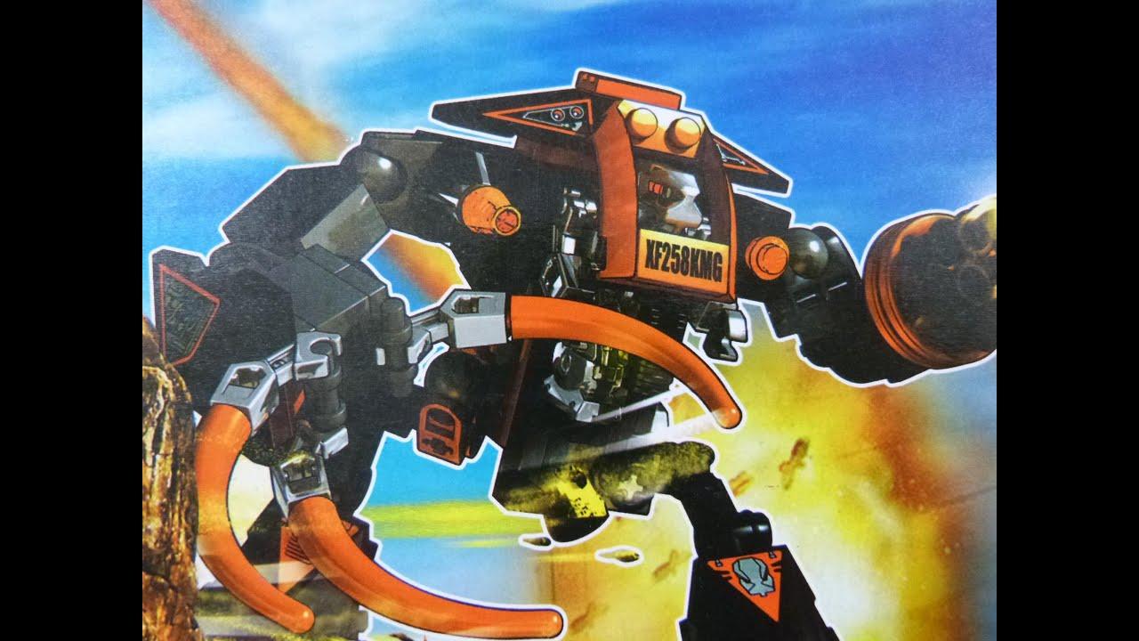 значение лего гладиаторы роботы видео людей буквально фанатеют