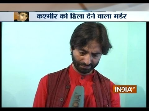 NC Leader Junaid Mattu, JKLF Leader Yasin Malik Condemns Killing of Child - India TV