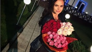 Виктория Романец: Любит или не любит? Цветочки от любимого
