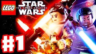 LEGO Star Wars The Force Awakens - Gameplay Part 1 - Prologue & Chapter 1: Assault on Jakku(LEGO Star Wars The Force Awakens Video Game Gameplay Part 1! Prologue: The Battle of Endor! Chapter 1: Assault on Jakku! NEXT PART ..., 2016-06-28T21:00:02.000Z)
