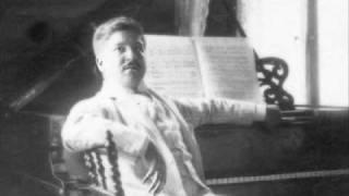 Artur Schnabel plays Schubert Sonata D959 in A major (II)