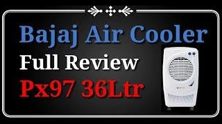 Bajaj Platini PX97 Torque 36 Ltrs Room Air Cooler | Full Review | Cooler under 6000