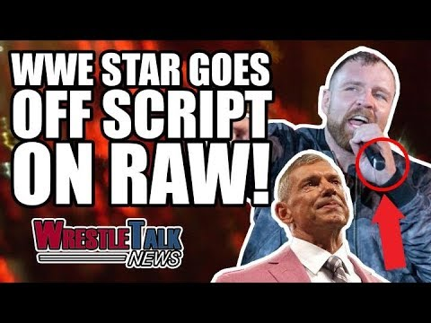 Charlotte Flair Backlash! WWE Star Dean Ambrose Goes OFF SCRIPT On RAW! | WrestleTalk News Feb. 2019