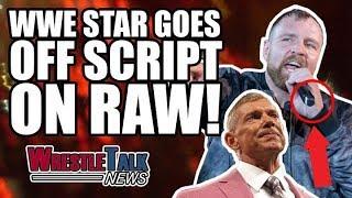 Charlotte Flair Backlash! WWE Star Dean Ambrose Goes OFF SCRIPT On RAW! | WrestleTalk News Feb. 2019