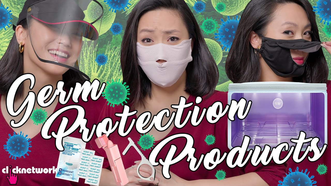 Germ Protection Products - Tried and Tested: EP176