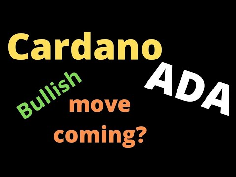 ADA looking bullish🔥🔥🔥Cardano preparing for another Leg UP❓☝️☝️