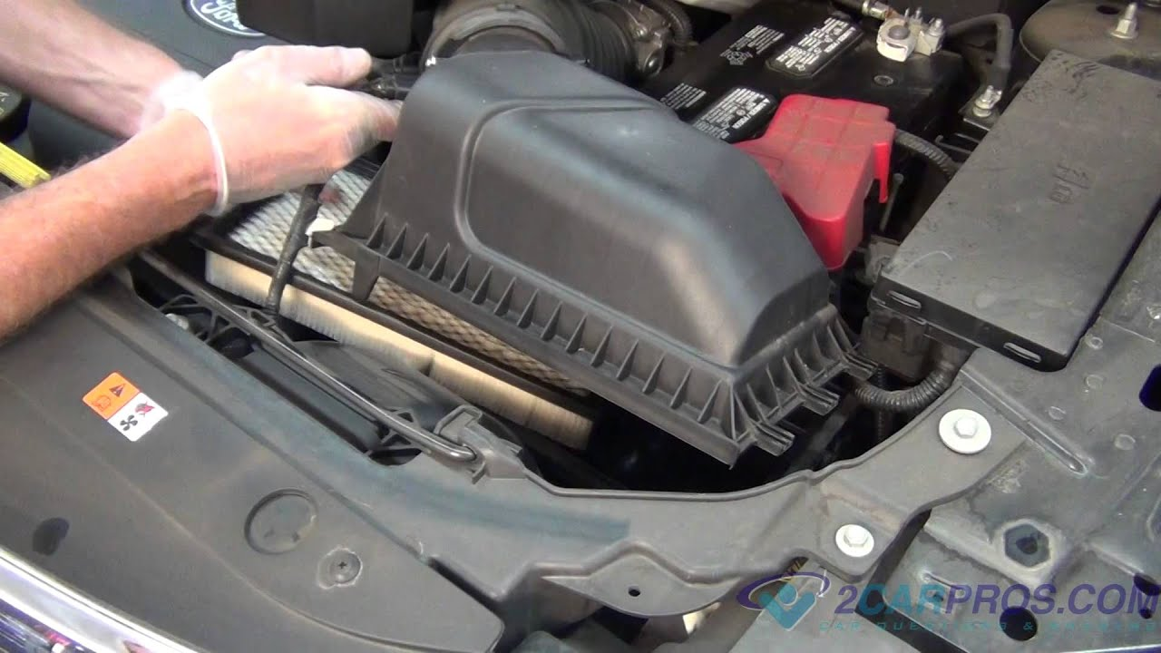 Ford Explorer Fuel Filter Replacement 2004 Sport Trac Location
