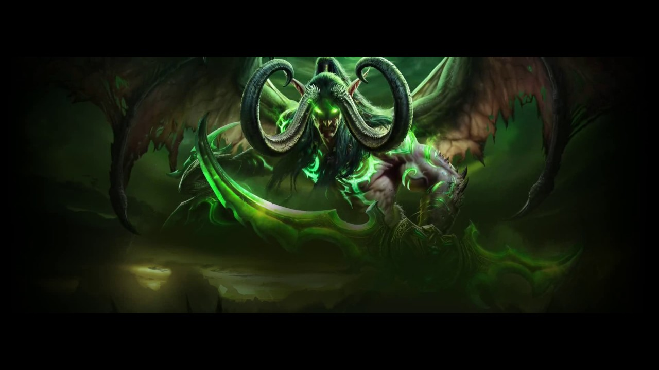 Illidan LIVE Wallpapers [OST Anduin