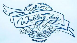 Свадьба Ромы Редмана и Кристины