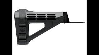 SB Tactical Brace, Is It Legal? Can You Shoulder it?