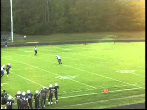 2013  Lackey 47  La Plata 0  Charles County High School Game of the Week