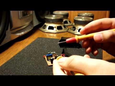 Teardown and fix of 5V 500mAh USB power adapter