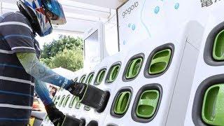 台湾で急成長、電動スクーター「Gogoro」