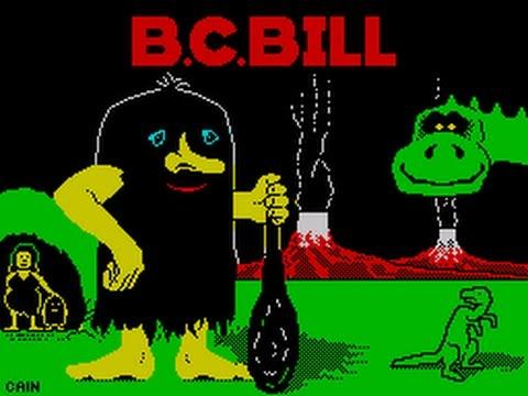 BC Bill - первый взгляд [ZX-Spectrum]