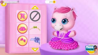 Pony Sisters Baby Horse Care / Tutotoons / Children / Baby / Android Gameplay Video