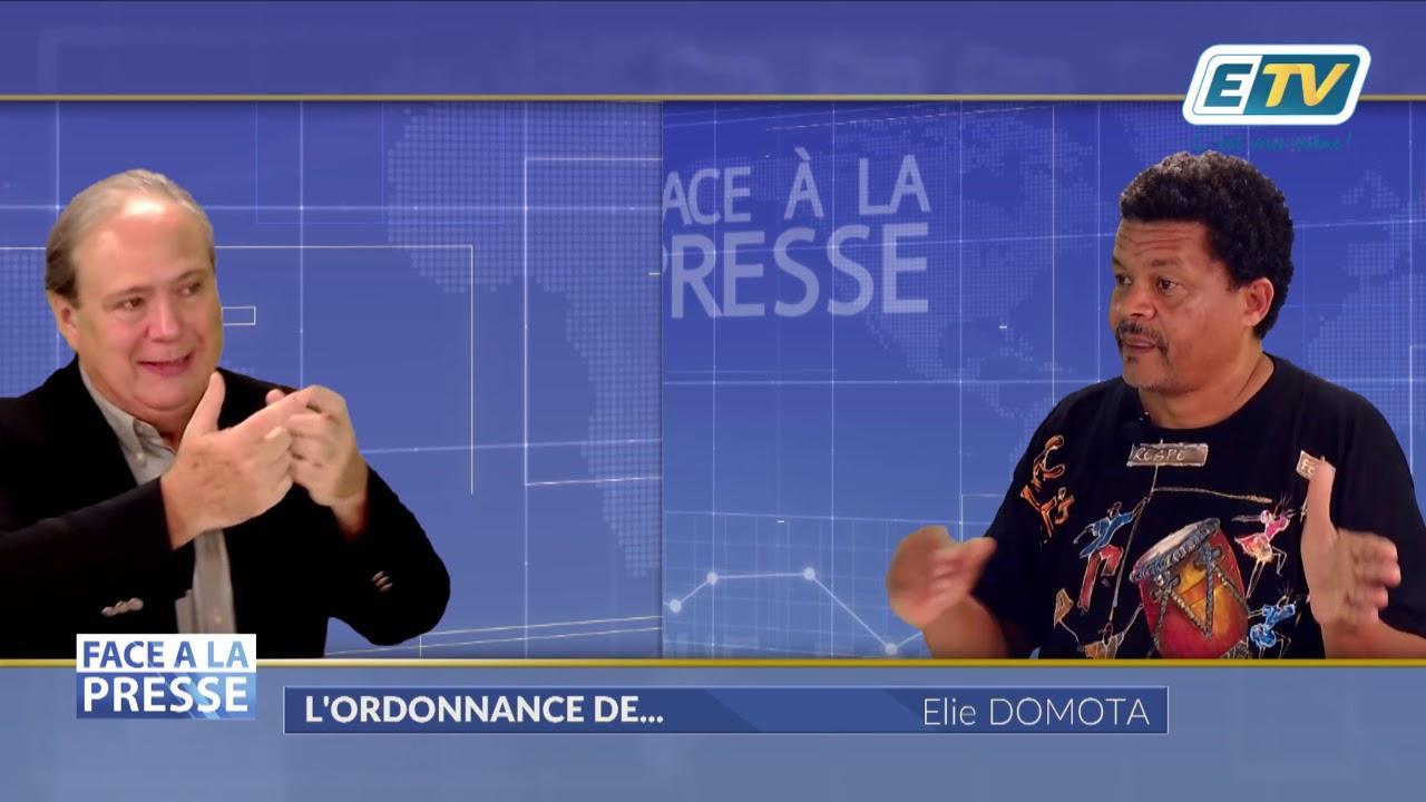 FACE A LA PRESSE avec Elie DOMOTA Partie 2
