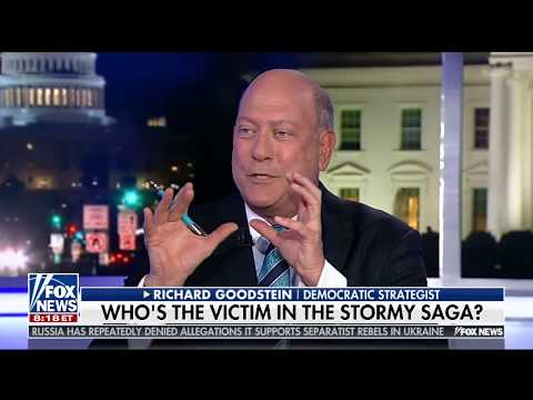 RICHARD GOODSTEIN FULL ONE-ON-ONE INTERVIEW WITH TUCKER CARLSON (5/7/2018)