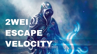 Cover images 2WEI - ESCAPE VELOCITY | Full Album | Position Music