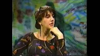 Lydia Lunch Interviews on Videowave -- Oct. 1983, Nov. 1985