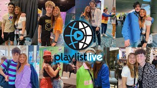 MY EXPERIENCE AT PLAYLIST LIVE 2020