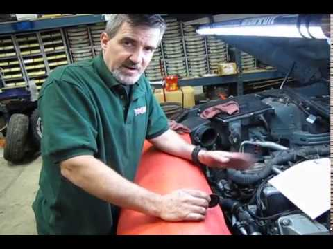 Atlantic British Presents: Belts Replacement on Range Rover Full Size 2003-2005