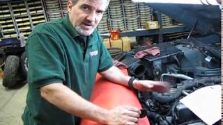 Belt Replacement Service On Range Rover Full Size