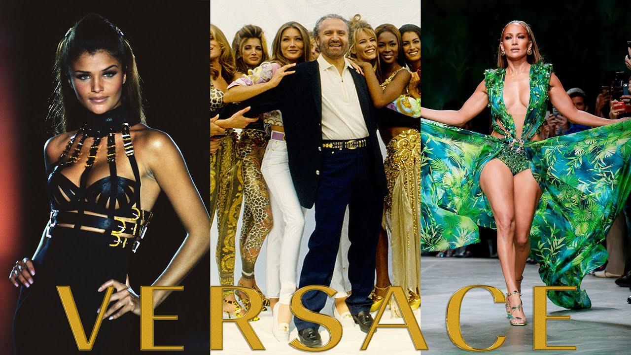 Gianni Versace si istoria casei de moda Versace | The Assassination of Gianni Versace
