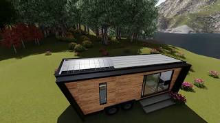 Modern Tiny House Design -best Tiny House -free Tiny House Plan And 3d