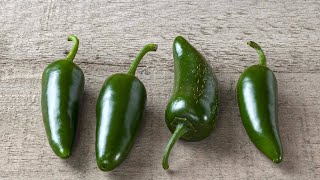The Trick to Picking a Really Spicy (or Less Spicy) Jalapeño Pepper