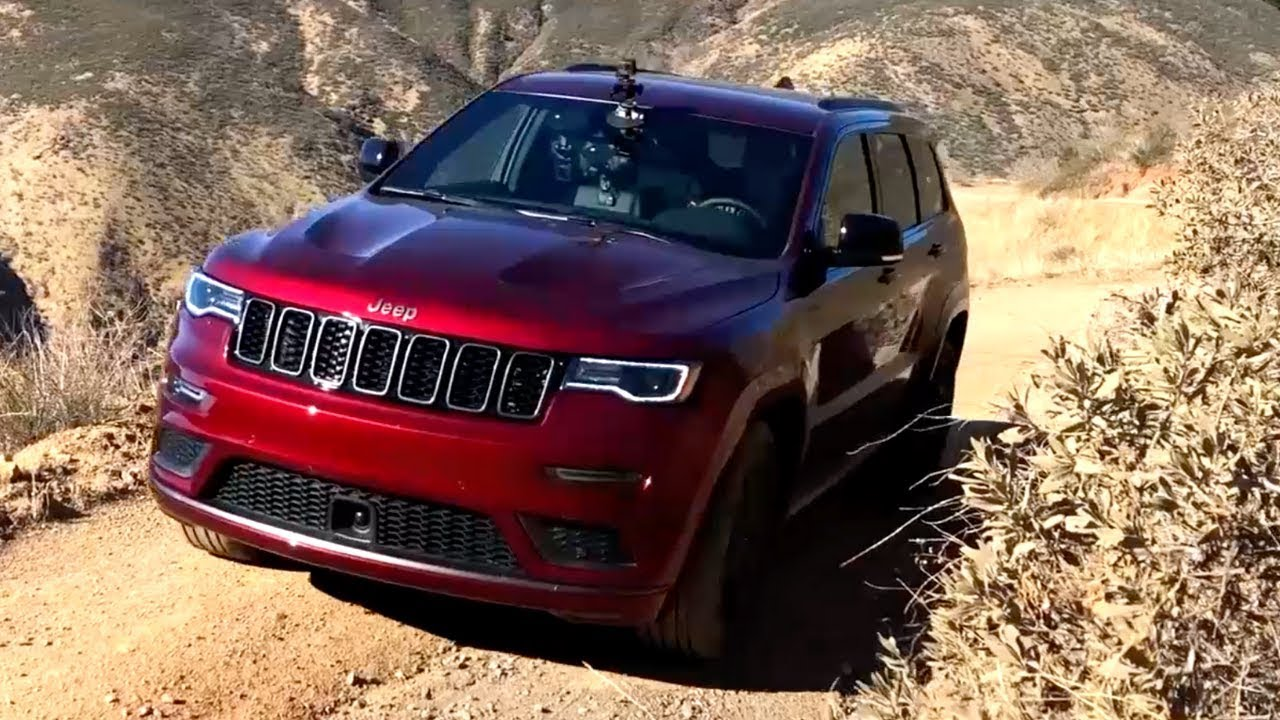 2019 Jeep Grand Cherokee Limited One Take Youtube