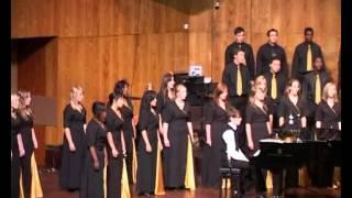 UP Youth Choir - Cloudburst
