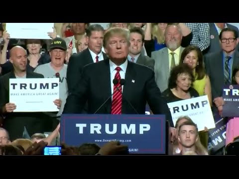 • Donald Trump • Phoenix Rally • 7/11/15 •