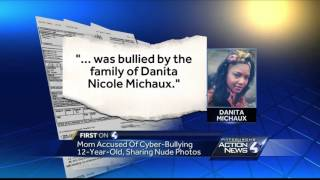 Police: Mom cyberbullies son's ex with nude Facebook photo of 12-year-old girl