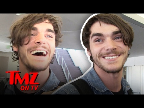 RJ Mitte Unplugged From Social Media While Filming and He Loved it  TMZ TV
