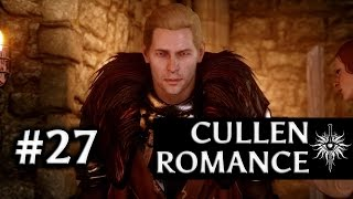 Dragon Age: Inquisition - Cullen Romance - Part 27 - Perseverance (v1: no lyrium)