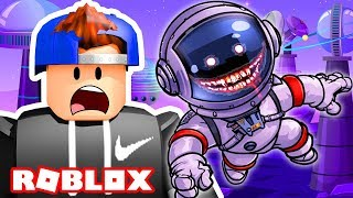 GETTING CAPTURED BY ALIENS IN ROBLOX! | Roblox Alien Attack Chapter 2
