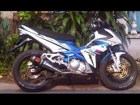 Motor Trend Modifikasi | Video Modifikasi Motor Yamaha Jupiter MX Terbaru