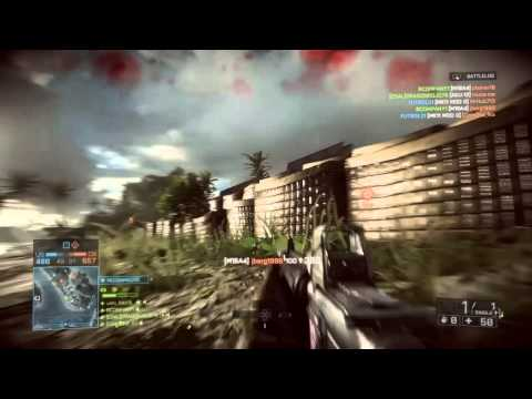 BF4 M16A4 Montage